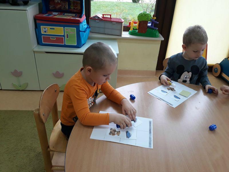 Jagódki – zajęcia matematyczne