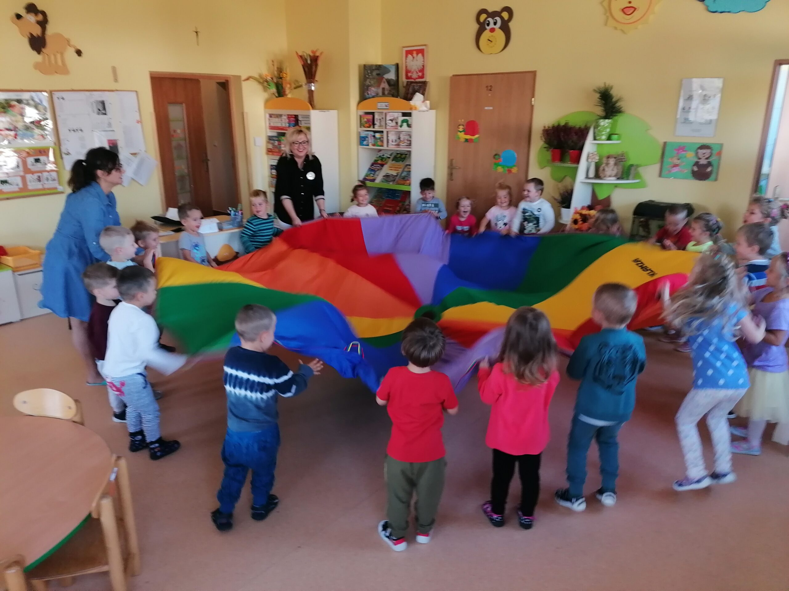 Biedronki- Dzień Przedszkolaka 2020