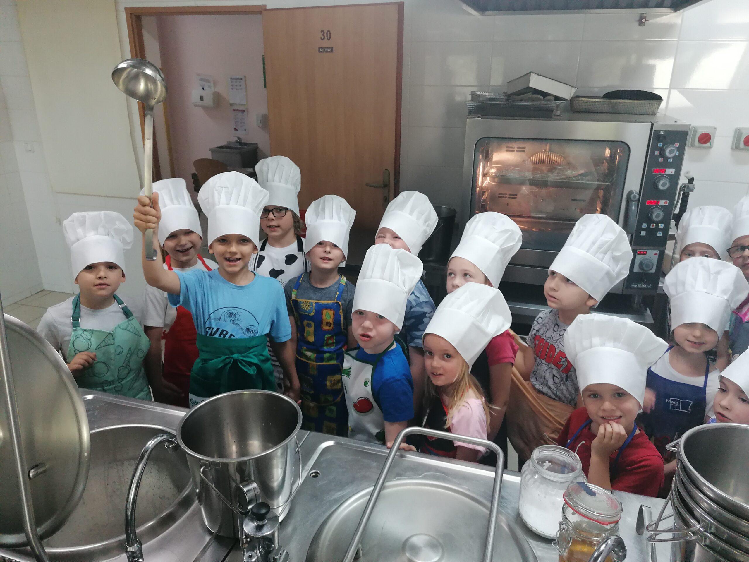 Muchomorki- warsztaty kulinarne