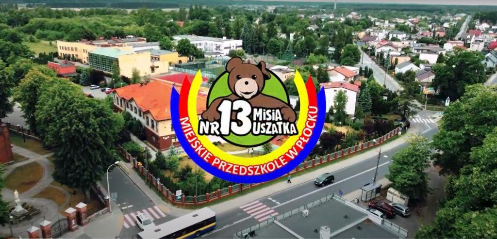 """Zapraszamy do Miejskiego Przedszkola Nr 13 w Płocku """"Misia Uszatka"""""""