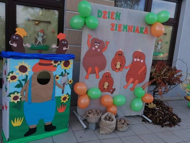 Święto Ziemniaka w przedszkolu